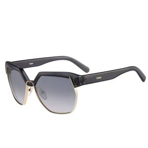 Chloe Women's Fashion Square Sunglasses Authentic
